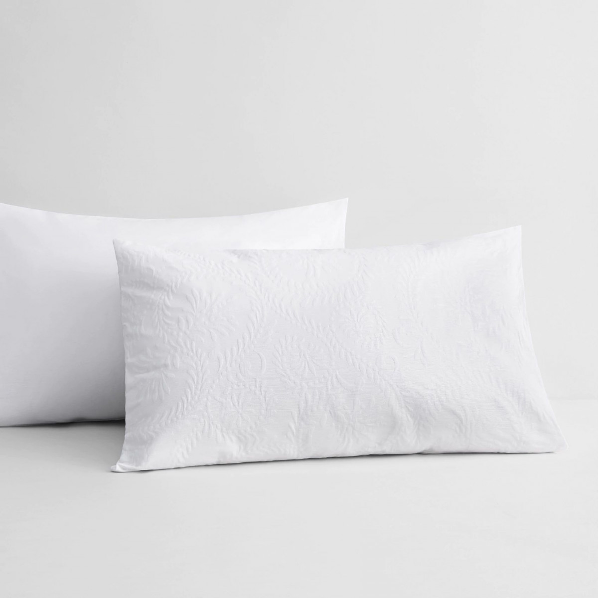Sheridan Delon Pillowcase Pair White